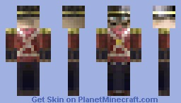 The Tiny Tin Soldier - Read Story! Minecraft Skin