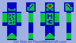 Fast Minecraft Skin