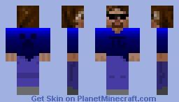 Tofuu Gaming Skin (for Joe) Minecraft