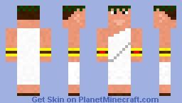 Toga Man Minecraft Skin