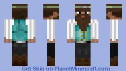 Tom Bombadil Minecraft