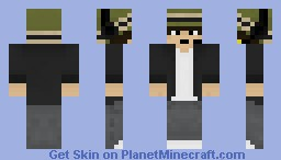 Tom from Twitch.tv Minecraft Skin
