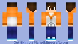 Tomi Minecraft Skin