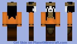 Tonto Minecraft Skin