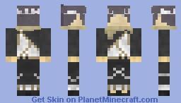 Toroi (Naruto) Edo Tensei Minecraft Skin