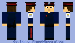 Toronto Police Uniform Minecraft