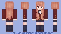 ♥:.Pyonii.:♥ - Toradora - Taiga Minecraft Skin