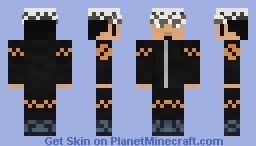 Nami One Piece Minecraft Skin - Skins para minecraft pe one piece