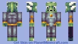 Treau Minecraft Skin