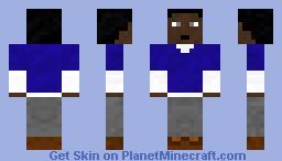 Franklin (GTA 5) Minecraft Skin