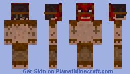 Tribal Skin Minecraft Skin