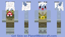 Tristana - League of Legends Minecraft Skin