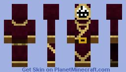 TrollFace Mage Trololololol :D Minecraft Skin