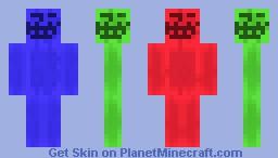 Trollface Jelly Minecraft Skin
