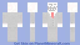 Le Ghost of the Trolls Minecraft Skin