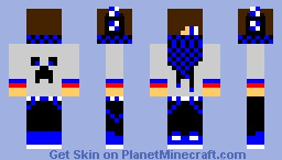 TuriPL's Skin Minecraft Skin