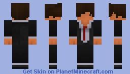 Tux Time Minecraft Skin
