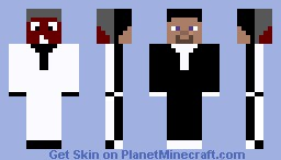 Two Face -Update!! Minecraft Skin