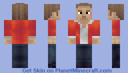 Tyler Durden - Fight Club (Battle) Minecraft Skin