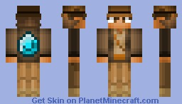 Darâx Minecraft Skin
