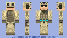 Battlefield 3 Assault Class (American) (VGC Skin Contest Entry)