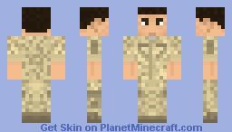 "Battlefield 3 Staff Sergeant Henry ""Black"" Blackburn"