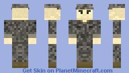 U.S. Army BDU Minecraft Skin