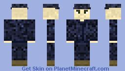 US NAVY BDU Minecraft Skin