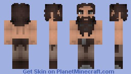 Uldiir the Dwarf [Fixed] Minecraft Skin