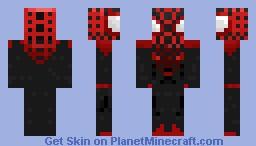 New Ultimate Spider-Man Minecraft Skin