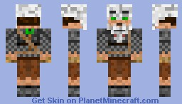 Undead Dragon Lord (better in preview) Minecraft Skin