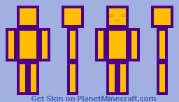 Underwater Guide [Contest] Minecraft Skin