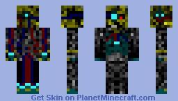 Recon Minecraft Skin