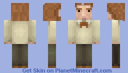 Levi Minecraft Skin