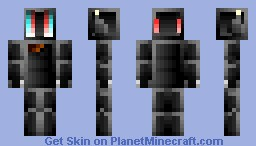 V.4 Minecraft Skin