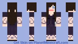 Rosemarie Hathaway Minecraft Skin