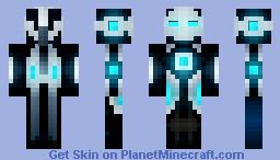 Vaccino Minecraft Skin