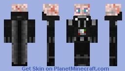 Darth Vader unmasked Minecraft