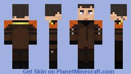 Vaegir (Sci-Fi Contest) Minecraft Skin