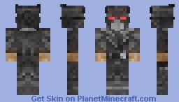Venezian Outlaw (3D looks better) Minecraft Skin