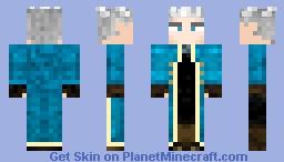 Vergil Minecraft Skin