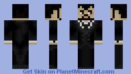 Vetinari Minecraft Skin