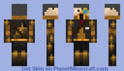 Victor the Tinkerer Minecraft Skin
