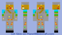 Viewpoint is Key Minecraft Skin