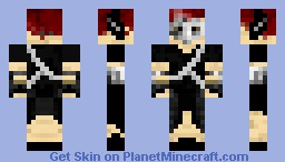 Viking Dragon Slayer Minecraft Skin