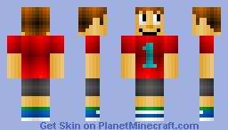 Animal Crossing Villager Minecraft Skin