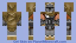 Wanderer Minecraft Skin