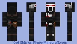 Vindare Assassin Minecraft Skin