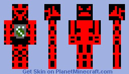 Viro Minecraft Skin