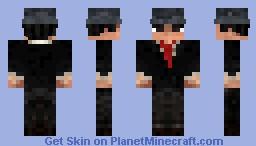 Vito Scaletta (Mafia II) (Hat) Minecraft Skin